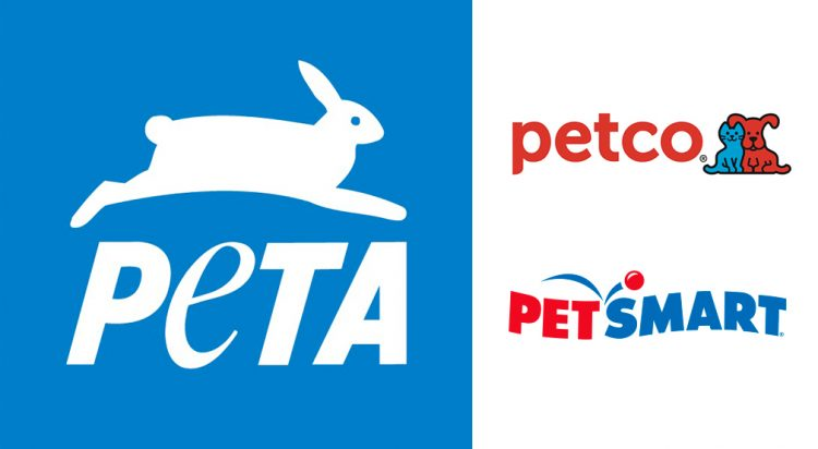 Petco, Petsmart and PETA